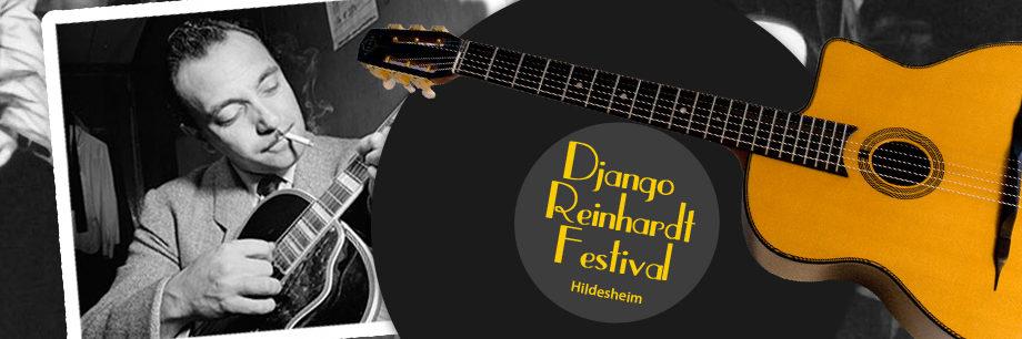 Ein Fest feuriger Rhythmen. Django Reinhardt Festival in Hildesheim Germany